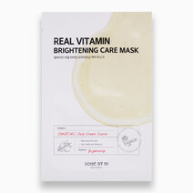 Real Vitamin Brightening Care Mask (20g) by Some By Mi