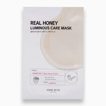 Real Honey Luminous Care Mask (20g) by Some By Mi