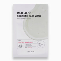 Real Aloe Soothing Care Mask (20g) by Some By Mi