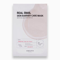 Real Snail Skin Barrier Care Mask (20g) by Some By Mi