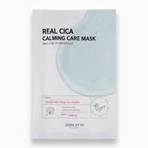 Real Cica Calming Care Mask (20g) by Some By Mi