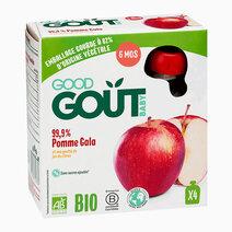 Gala Apple (4x85g) by Good Goût