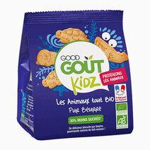 KIDZ Organic Animals Butter (120g) by Good Goût