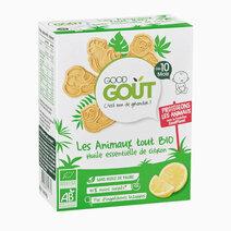 Organic Animals Lemon (80g) by Good Goût