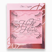 The Half 2 Have - Half Falsies Set by She's Dazzled