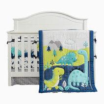 7-Piece Crib Bedding Set by Juju Nursery