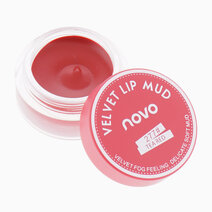 Velvet Lip Mud Lip and Cheek Color by Novo Cosmetics