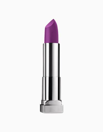 Color Sensational Creamy Mattes by Maybelline | Vibrant Violet, 01 Red Queen
