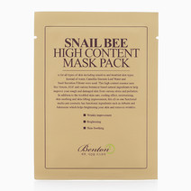 Snail Bee High Content Mask Pack by Benton