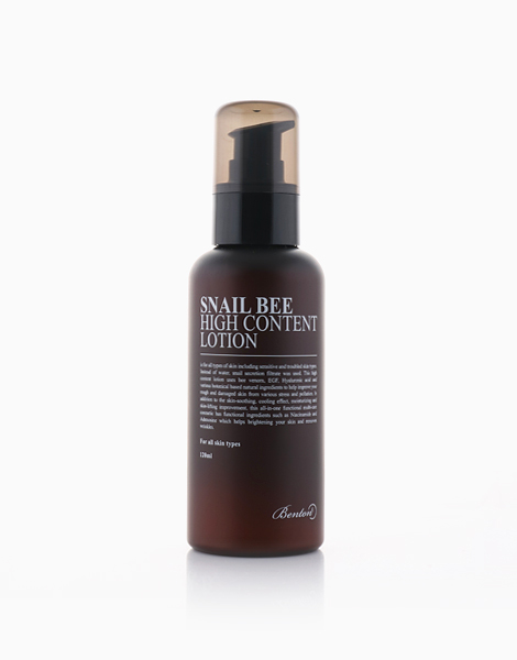 Snail Bee High Content Lotion (120ml) by Benton