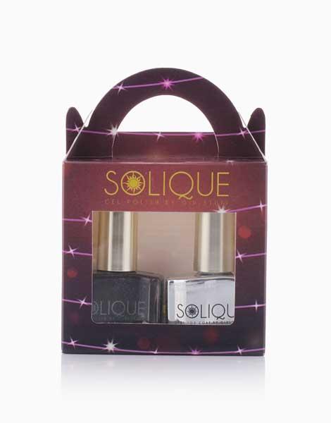 2-in-1 Gift Set: Desire + Gel Top Coat by Solique