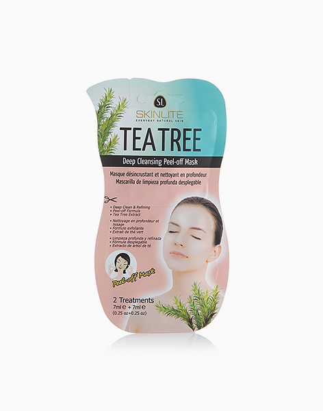 Tea Tree Deep Cleansing Peel-Off Mask by Skinlite