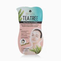 Tea Tree Deep Cleansing Peel-Off Mask by Skinlite