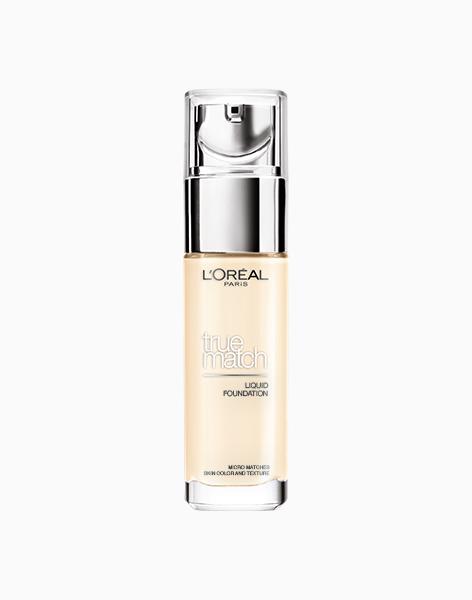 True Match Liquid Foundation by L'Oréal Paris | F1 Rose Ivory