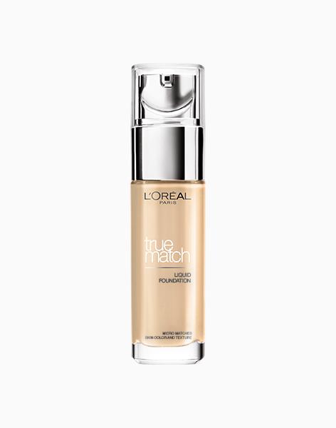 True Match Liquid Foundation by L'Oréal Paris | G3 Gold Vanilla