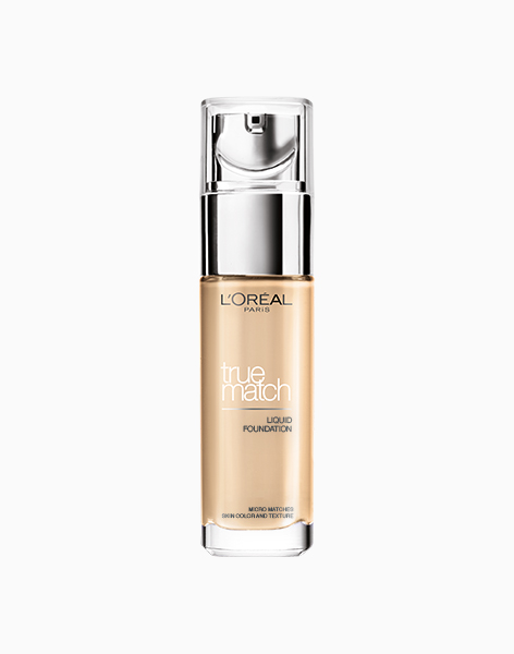 True Match Liquid Foundation by L'Oréal Paris | G4 Gold Beige