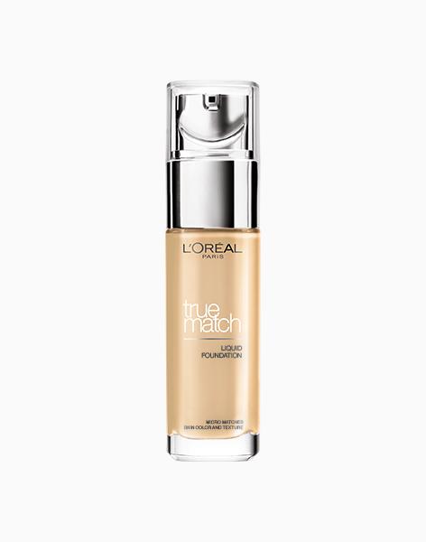 True Match Liquid Foundation by L'Oréal Paris | G5 Gold Cream