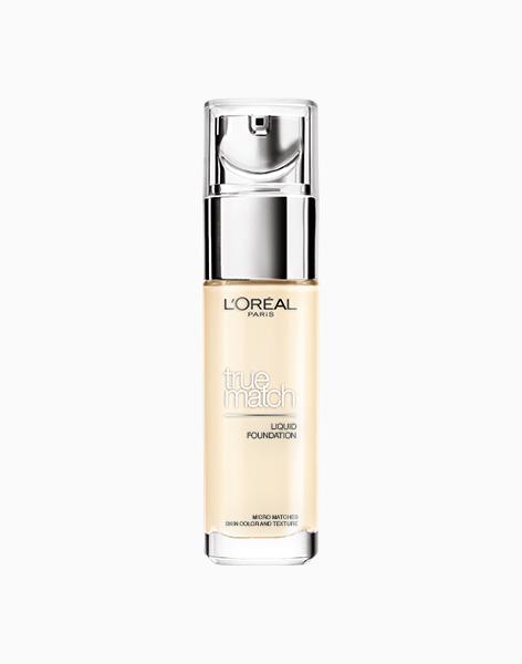 True Match Liquid Foundation by L'Oréal Paris | G1 Gold Ivory