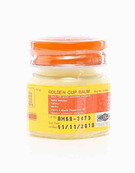 Golden Cup Balm in Bottle (12g) by Golden Cup