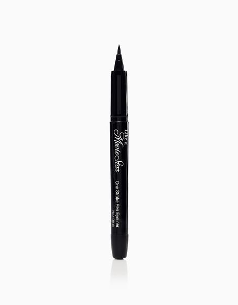 Like a Movie Star One Stroke Pen Liner by Karadium | Black