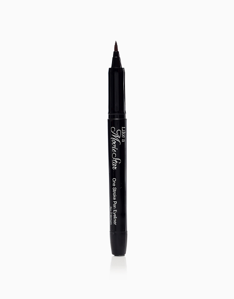 Like a Movie Star One Stroke Pen Liner by Karadium | Brown