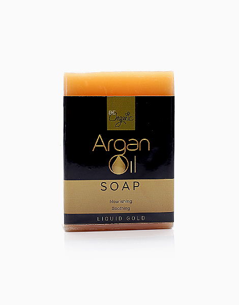 Luscious Argan Oil Soap by Be Organic Bath & Body