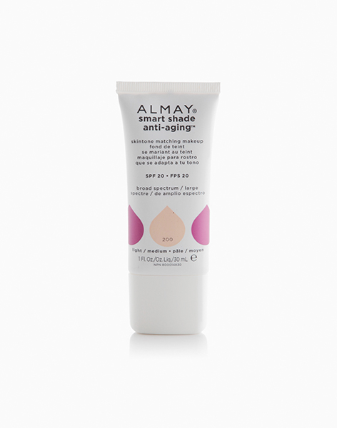 Smart Shade Anti-Aging Skintone Matching Makeup by Almay