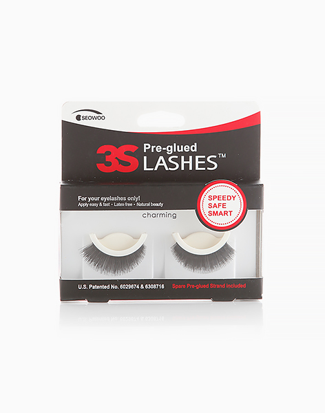 Bundle of Six Gift Set by Seowoo 3S Pre-Glued Lashes