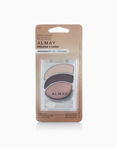 Intense I-Color: Shimmer-I™ for Browns by Almay
