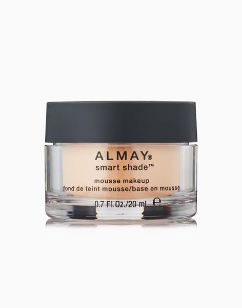 Smart Shade™:  Mousse Makeup by Almay | Medium