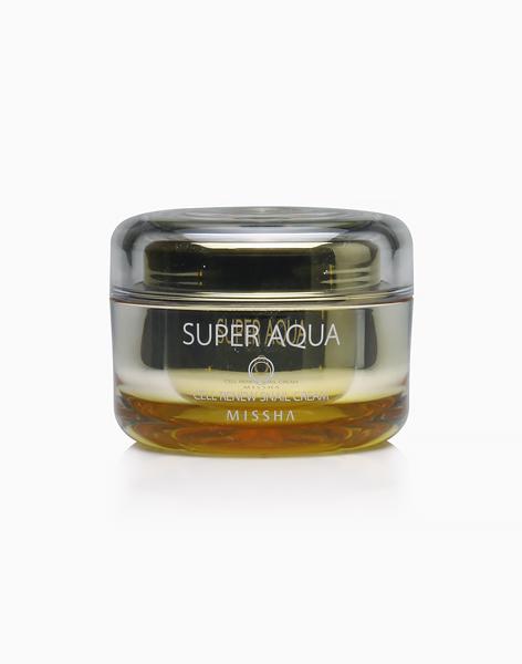 Super Aqua Cell Renew Snail Cream by Missha