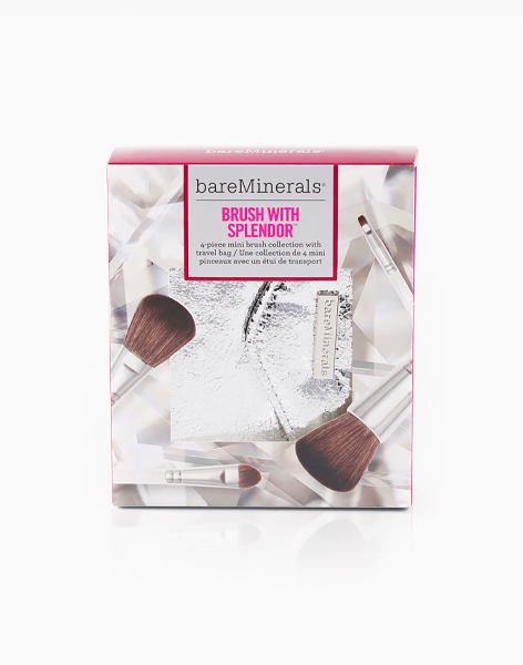 bareMinerals® Brush with Splendor™ (Set of 4) by Bare Escentuals®