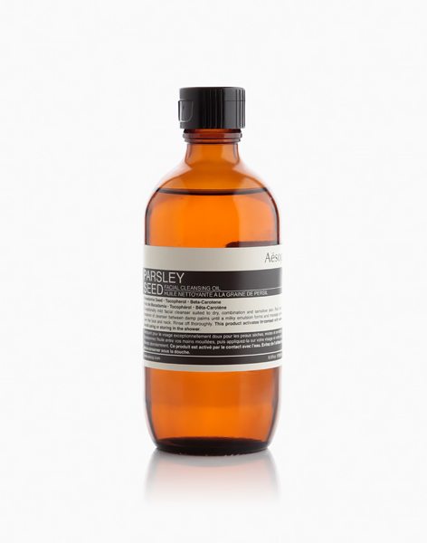Parsley Seed Facial Cleansing Oil by Aesop