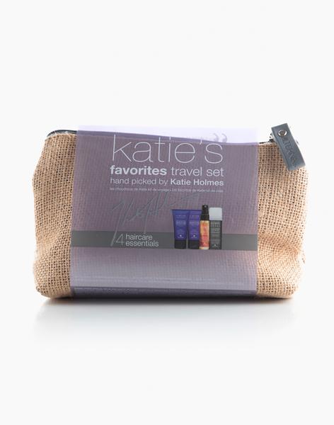 Katie's Favorites: Travel Set (4 Handpicked Hair Essentials) by Alterna