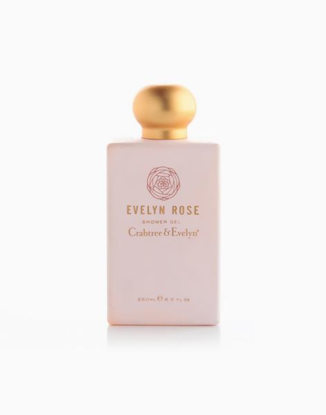 Evelyn Rose Bath & Shower Gel (250ml) by Crabtree & Evelyn
