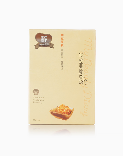 Natto Mask: Hydrating and Firming by My Beauty Diary