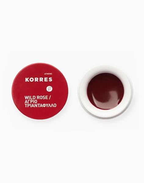Tinted Lip Butter  by Korres | Wild Rose