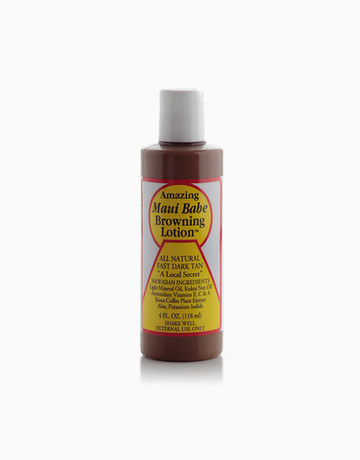 Browning Lotion (4oz) by Maui Babe