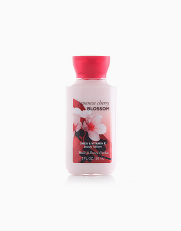 Japanese Cherry Blossom Lotion by Bath & Body Works