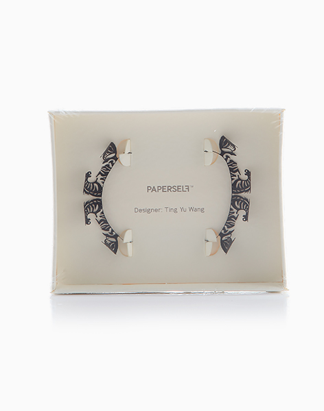 Full Horses Lashes by Paperself
