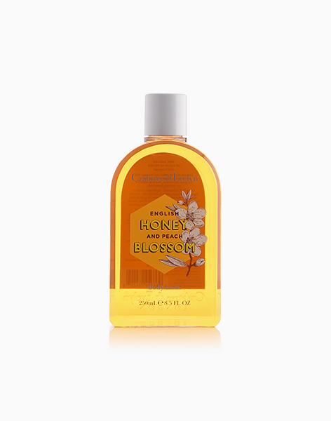 English Honey & Peach Blossom Body Wash (250ml) by Crabtree & Evelyn