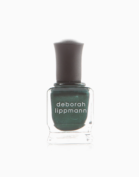 Shimmer Nail Lacquer in Laughin' To The Bank by Deborah Lippmann