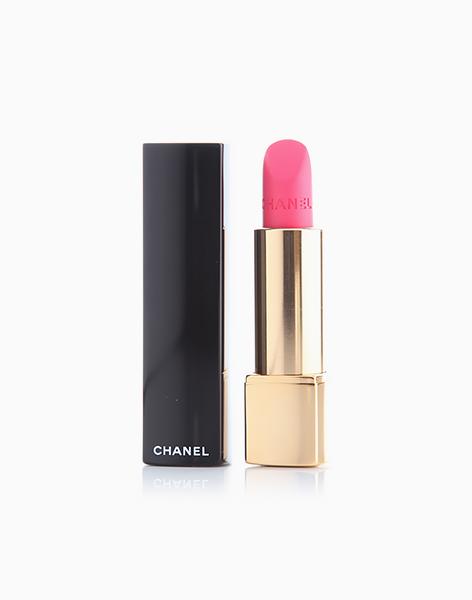 Rouge Allure Velvet Luminous Matte Lip Colour by Chanel   L'Eclatante