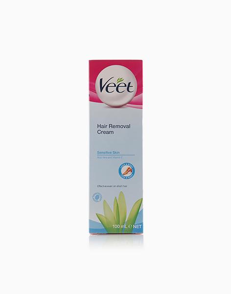 Hair Removal Cream Sensitive Skin (100ml) by Veet