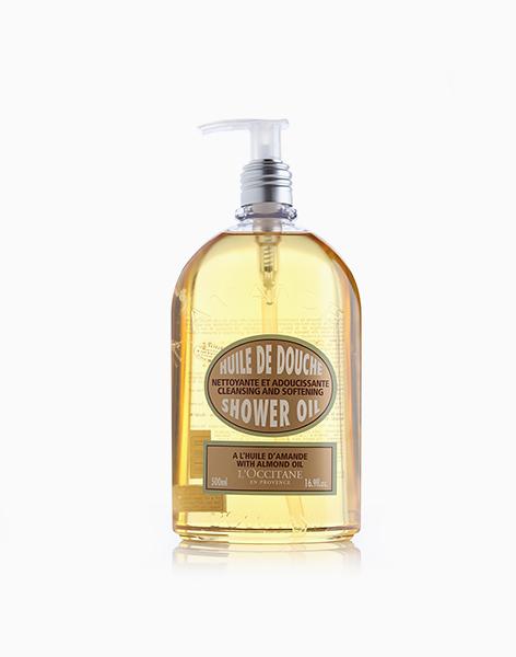 Almond Shower Oil by L'Occitane