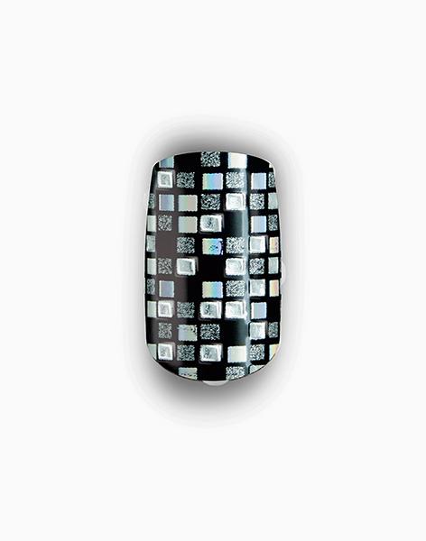 Instant Couture Nail Art: Disco Diamond by L'Oréal Paris