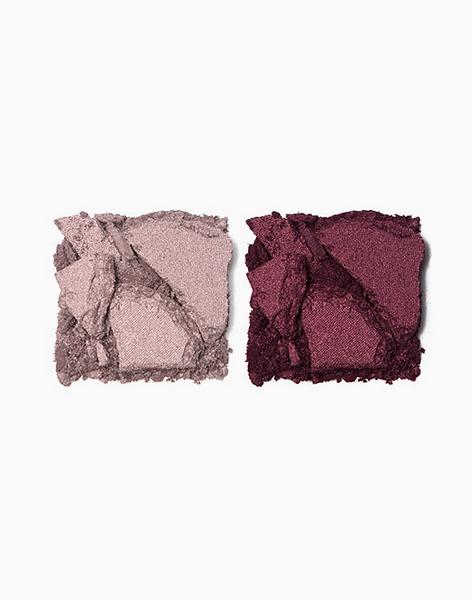 Shade Duette by Pop Beauty | Petal Glow +  Plum