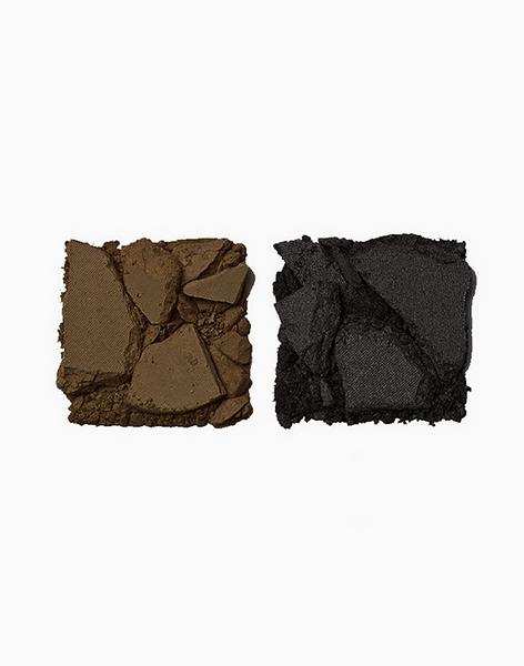 Shade Duette by Pop Beauty | Bark Brown + Black