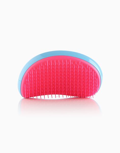 Salon Elite Professional Detangling Hairbrush by Tangle Teezer | Blue Blush