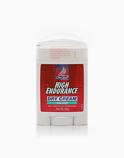 High Endurance Dry Cream Sports by Old Spice